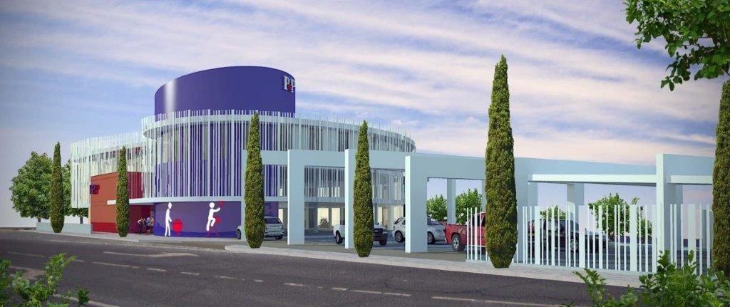 Praxis Designs Exhibition Center 1