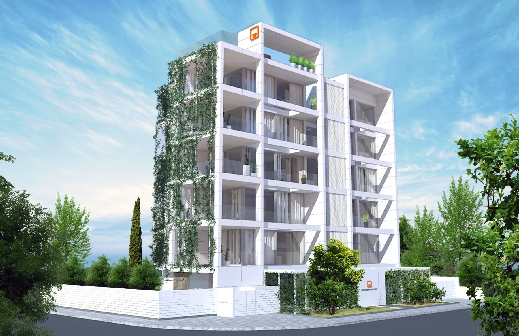 Praxis Designs Heisenberg Apartments Limassol 5