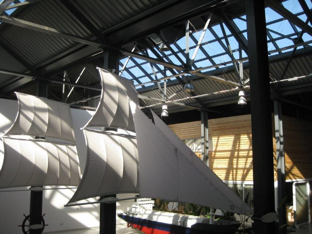 Praxis Designs Maritime Training Center 2