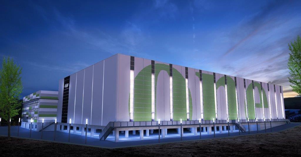 Praxis Designs One Light Distribution Center 1