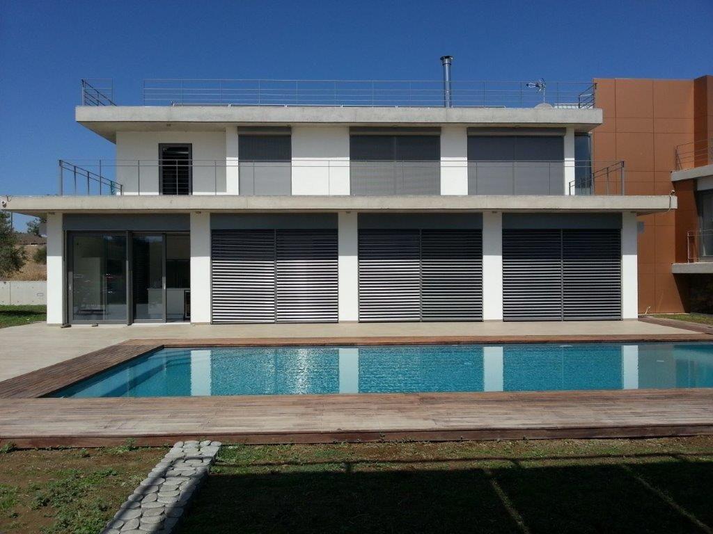 Praxis Designs Solar House 6.3
