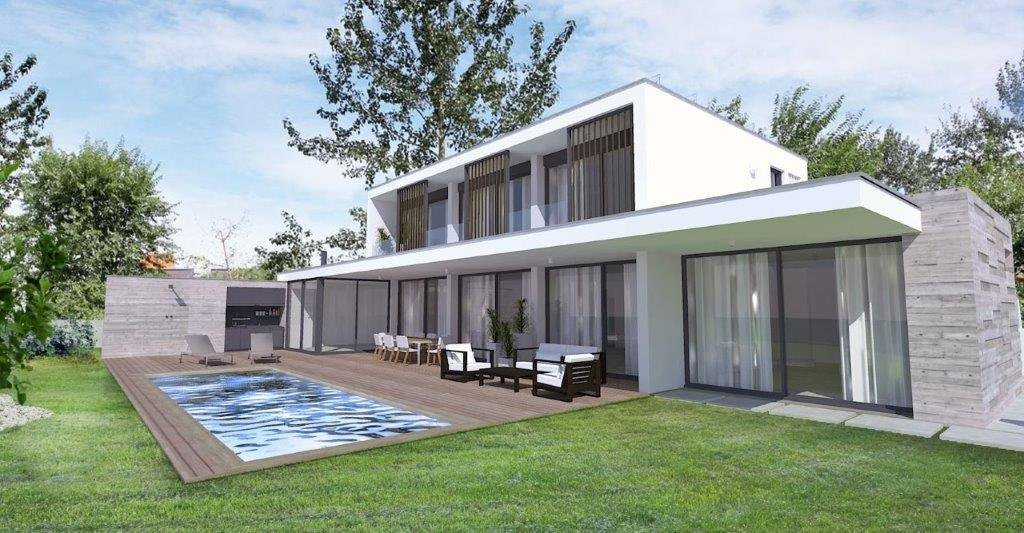 Praxis Designs Solar House 7.1