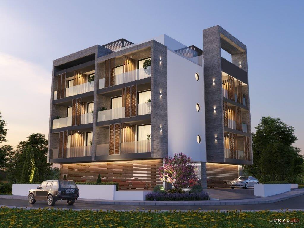 Praxis Designs Urban Hotel Night Final Building 2020 3