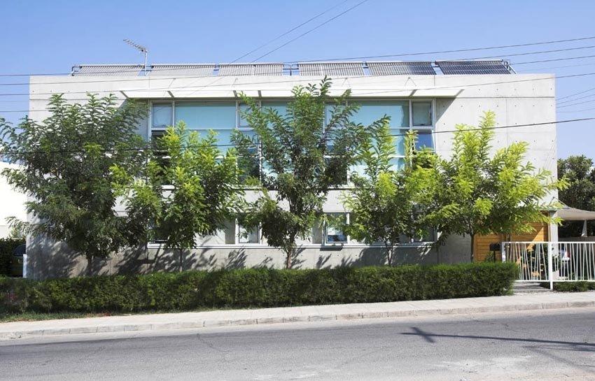 Praxis Designs Solar House 1.1